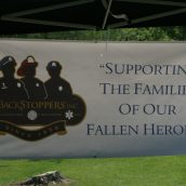 Backstoppers Supportinh The Families of Fallen Heros