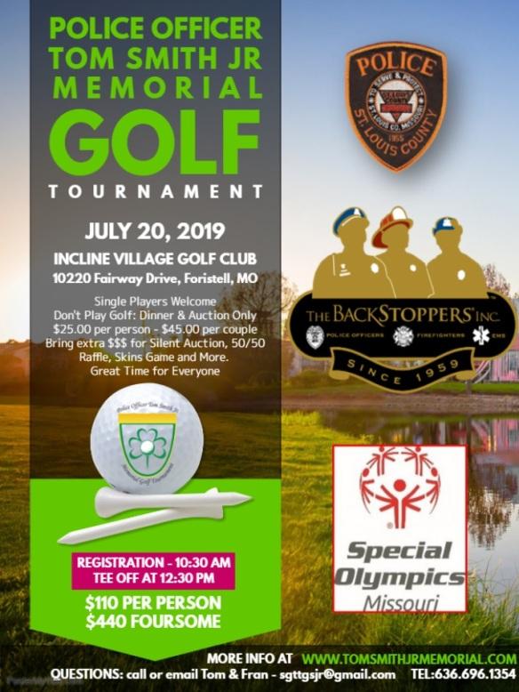 Upcoming Events | Tom Smith Jr Memorial Golf Tournament